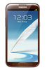 Смартфон Samsung Galaxy Note 2 GT-N7100 Amber Brown - Сочи